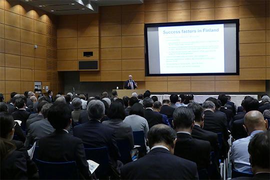 原子力と最終処分に関する日本・フィンランド共同セミナー