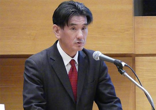 竹谷 厚 資源エネルギー庁国際資源エネルギー戦略統括調整官